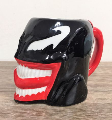 Venom Spider Man Comic Large 16oz Mug